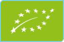 Das Siegel der EU steht für kontrollierten ökologischen Anbau.